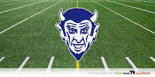 Quincy vs Moline Varsity Football