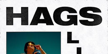 HAGS LIVE tickets