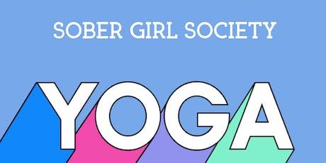 Sober Girl Society Yoga & Chill tickets