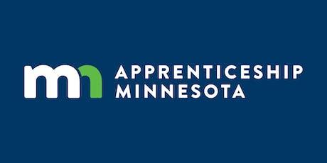 Registerd Apprenticeship Opportunities tickets