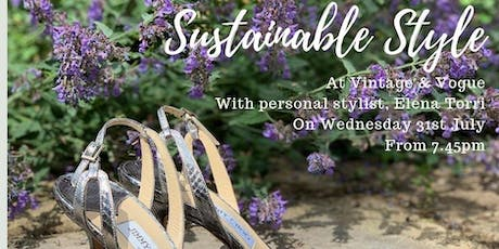 Sustainable Style  tickets