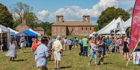 2019 Wine & Oyster Festival tickets