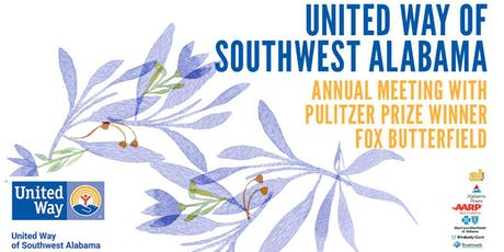 2019 United Way of Southwest Alabama Annual Meeting tickets