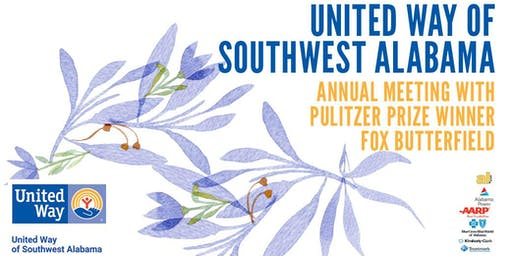 2019 United Way of Southwest Alabama Annual Meeting