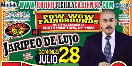 SUPER JARIPEO CON LUPILLO RIVERA LONG ISLAND