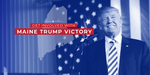 July 22nd Trump Victory Voter Registration Workshop - Greater Bangor Area