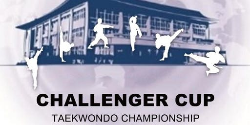 2019 CHALLENGER CUP TAEKWONDO CHAMPIONSHIP