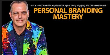 Personal Branding Mastery for Agents featuring Tim Davis tickets