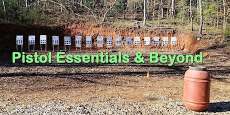 Sept 2020 Pistol Essentials & Beyond tickets