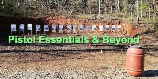 Sept 2020 Pistol Essentials & Beyond