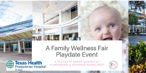 Family Wellness Fair - Summer Playdate Series