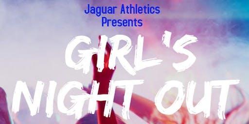 Girls Night Out Hip Hop Class Fundraiser