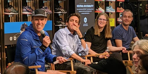 The Science of Running Nutrition: A Panel Discussion at ASICS