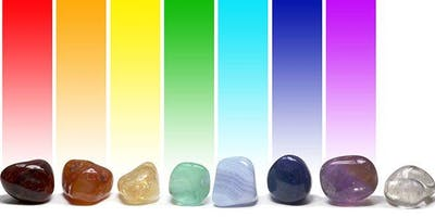 Rainbow Warrior - Crystal workshop