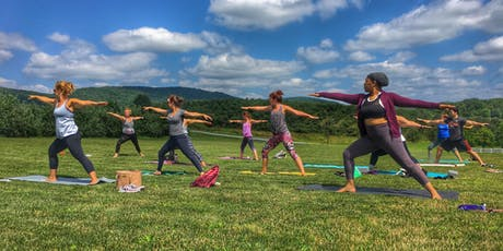 Yoga at the Winery tickets