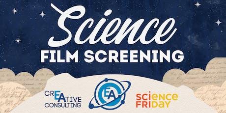 Science Film Screening tickets