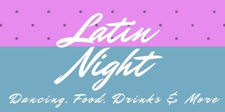Latin Night tickets