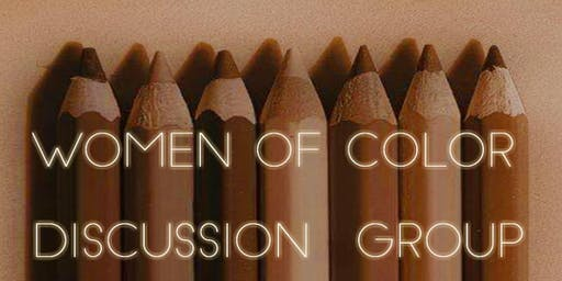 Women of Color Discussion Group