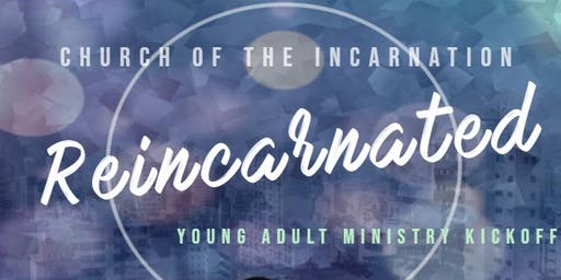 Church of the Incarnation Young Adult Ministry Kickoff