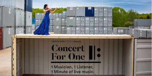 Concert for One: Boston