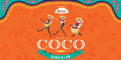 CANCELLED: Screening of Disney Pixar's Coco