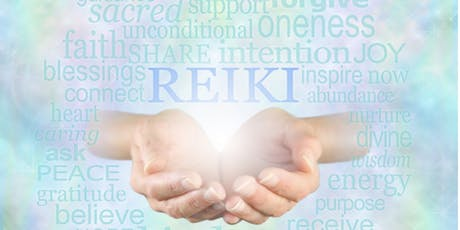 SPIRITUAL INTUITIVE REIKI ENERGY HEALING INTENSIVE CERTIFICATION TRAINING tickets