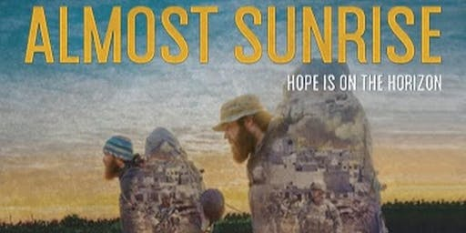 "Moral Injury: ""Almost Sunrise"" film screening and Pizza Party"