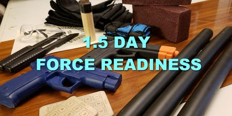 Jan 2020 1.5 Day FORCE READINESS tickets