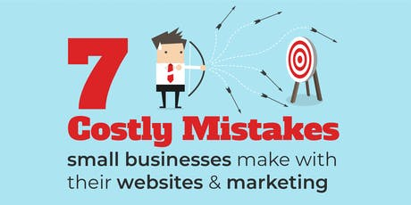 7 Costly Mistakes Small Businesses Make With Their Marketing - Findlay tickets