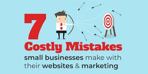 7 Costly Mistakes Small Businesses Make With Their Marketing - Findlay