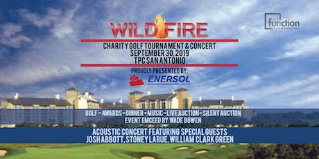 Wildfire Charity Golf Tournament & Concert tickets