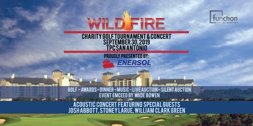 Wildfire Charity Golf Tournament & Concert