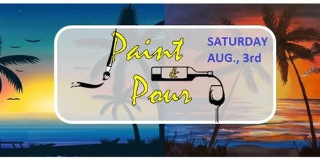 Paint and Pour: Republic Town Hall tickets