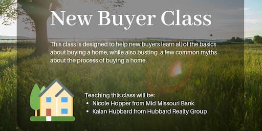 New Buyer Class