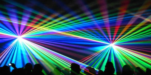 Exploratorium After Dark: Lasers [Embarcadero][Ticket required]