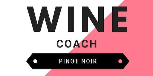 Wine Coach - Pinot Noir