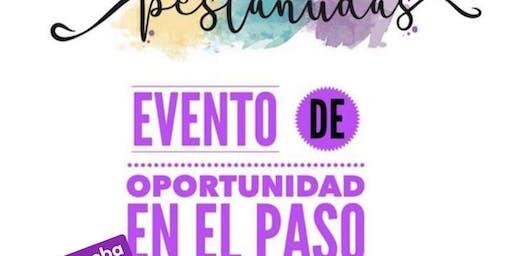 Evento oportunidad el paso