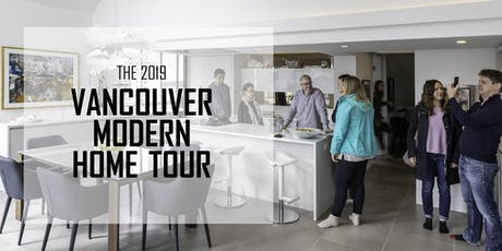 2019 MA+DS Vancouver Modern Home Tour tickets