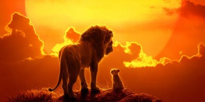 """See It On The Big Screen at Disney Springs: """"The Lion King"""""""