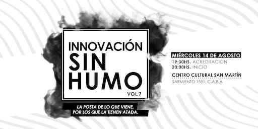 Innovación Sin Humo - Vol. 7