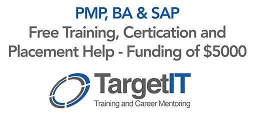 PMP / BA / SAP Training & Certification - Free Funding of $5000-$7000