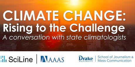 Climate Change: Rising to the Challenge tickets