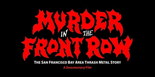 Murder In The Front Row screening