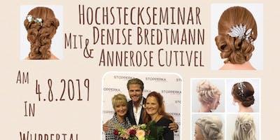 Hochsteckseminar mit Denise Bredtmann und Annerose Cutivel in Wuppertal
