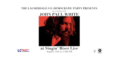An Evening with John Paul White tickets