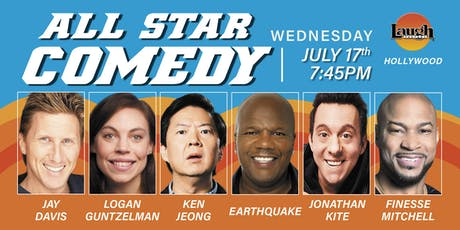 Ken Jeong, Earthquake, and more - All-Star Comedy! tickets