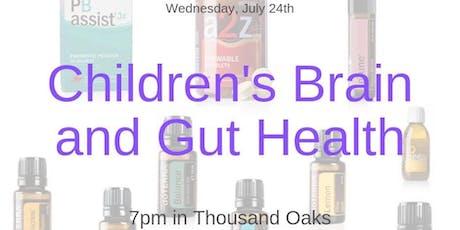 Children's Brain and Gut Health tickets