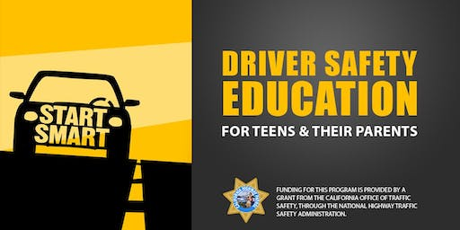 FREE Start Smart Class - Central Marin Police Authority Offices