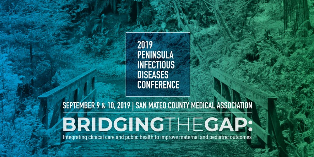 2019 Peninsula Infectious Diseases Conference Tickets, Mon