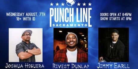 PunchLine Sacramento (FREE) tickets